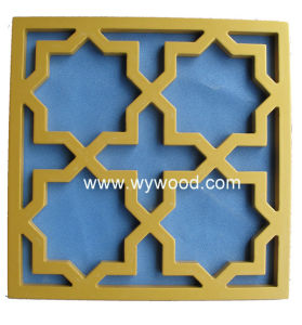 Carved Decorative Panel (WY-72) pictures & photos