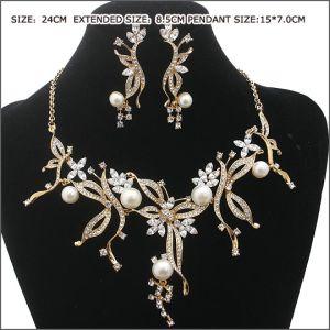 Bridual Jewelry - Necklace Set (10653)