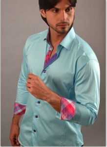 China Supplier of High Quality Men′s Shirt