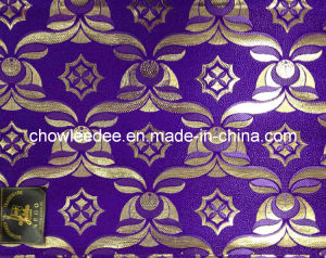 Sego Headties/Printed Headtie/Head Wrap Fabric Chd1005-Purple