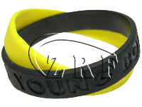 Colorful Sports Silicon Wristbands pictures & photos