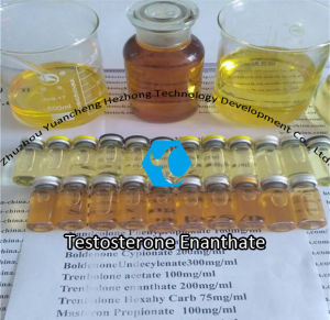 Raw Powder Testosterone Enanthate for Bodybuilding From China Factory 315-37-7 pictures & photos