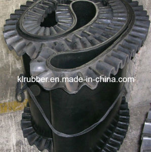 Rubber Sidewall Conveyor Belt for Conveying Machine pictures & photos