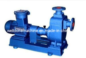 Self-Suction Centrifugal Oil Pumps (CYZ-A)