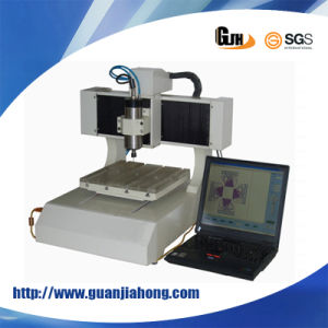 3030 Small Desktop CNC Router PCB Drilling and Milling Machine pictures & photos