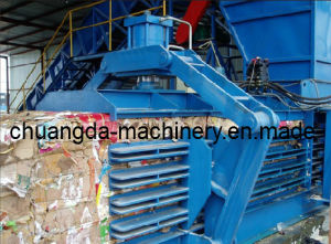 Horizontal Hydraulic Baler (Q15A-1200) pictures & photos