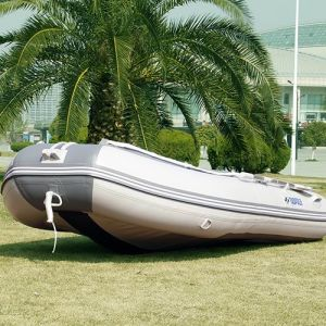 Hypalon Inflatable Boat 480cm for Fishing