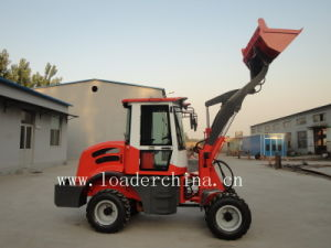 Small Wheel Loader Zl12A with Rated Load: 1200kg (ZL12A)