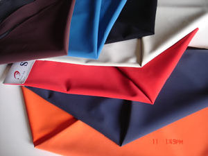 Shoe Leather-PU Nubuck Leather (MBT)