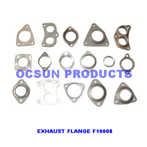 Exhaust Flange (F10008) pictures & photos