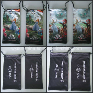 Promotional Microfiber 3D Glasses Pouch (NN-013) pictures & photos