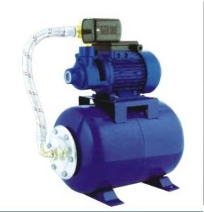 European Garden Pump with Pressure Tank (AUTO QB80)