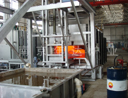 Hardening and Tempering Furnace pictures & photos