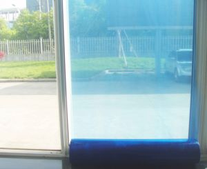 Blue Color Window Glass Protective Film pictures & photos