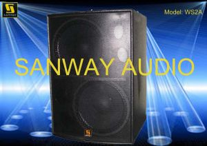 15′′ Bass Speaker pictures & photos