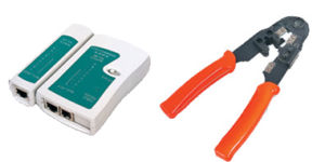 Cable Tester & Tool (CT-01, CRT-T126, CRT-T128)