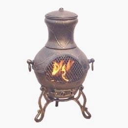 Etruscan Chiminea, Outdoor Fireplace BBQ, Chimenea pictures & photos