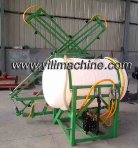 3 Point Linkage Mounted 800L Agricultural Tractor Boom Sprayer pictures & photos