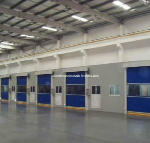 Fast Rolling Door -10 / CE Certified pictures & photos
