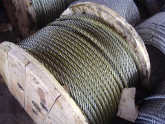 Steel Wire Ropes (6x25FI+FC) pictures & photos