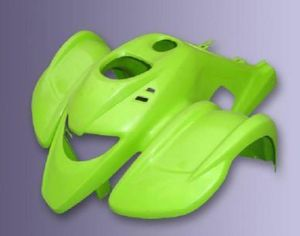 Plastic Toy Car Shell
