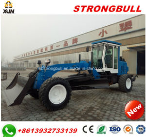 China Construction Machine 120HP Mini Motor Grader Py9120 with Ce and Rops pictures & photos