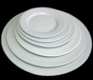 Porcelain Plate (PH-028)