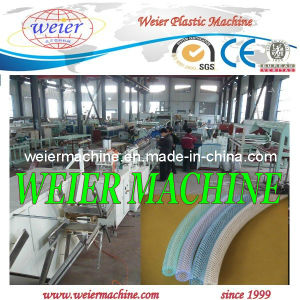 PVC Fiber Hose Extrusion Machine Line pictures & photos