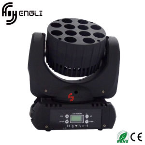 12*10W 4in1 CREE LED Moving Head Washing Effect Light (HL-008BM) pictures & photos