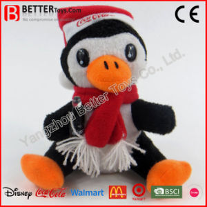 Customized Christmas Soft Toy Penguin pictures & photos