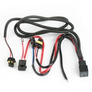 HID Fuse Relay Wire Wiring Harness 9005 9006