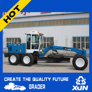Small Construction Equipment Motoniveladora 130h Road Scraper pictures & photos