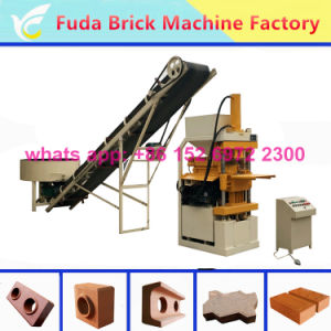 Hydraulic Press Auto Clay Brick Making Machine Syn1-5 pictures & photos