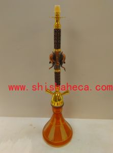 Coolidge Style Top Quality Nargile Smoking Pipe Shisha Hookah pictures & photos