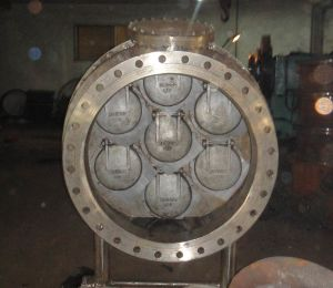 Multiple Disc Check Valve (H45X) Big Size Swing Type pictures & photos