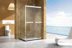 High Quality Stainless Steel Profile Shower Enclosure Hs-3022f