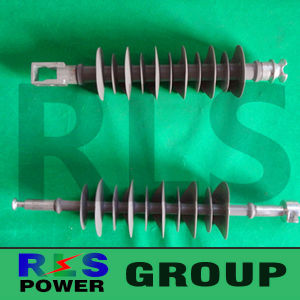 Fxbw- High Tension Silicone Rubber Composite Suspension Stick Insulators Electric Powe Fittings