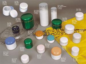 Cream Jars (Q-Series)