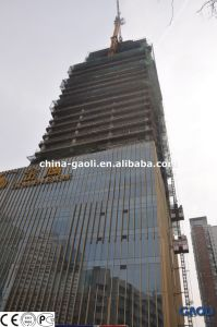 China Brand Safety CE & GOST Approved High-Rise Construction Lifter/Hoist pictures & photos