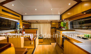 46′ Leisure Yacht Hangtong Factory-Direct Customizable pictures & photos
