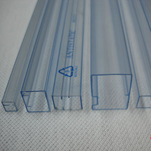 Plastic Packaging Tube for IC pictures & photos