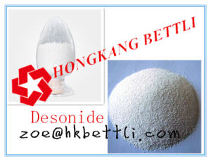 Highly Effective Pharmaceutical Grade Tridesilon Prednacinolone Steroderm Raw Powder pictures & photos