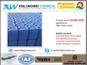 Alkali Caustic Soda pictures & photos