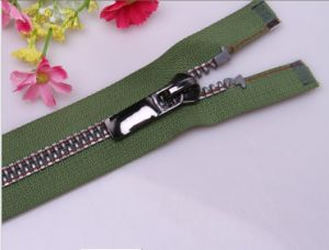 Nuguard Zipper Green Tape pictures & photos