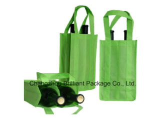 Eco-Friend Win Shopping Bag with Long Handles pictures & photos