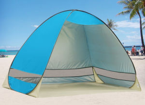 Carries Anti UV Portable Outdoor Beach Tent Pop up Beach Tent pictures & photos