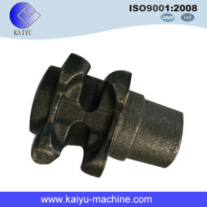 Iron Sand Casting Fitting Connector pictures & photos
