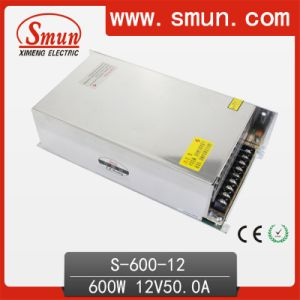 600W 12VDC 50A AC-DC Switching Power Supply Power Transformer pictures & photos