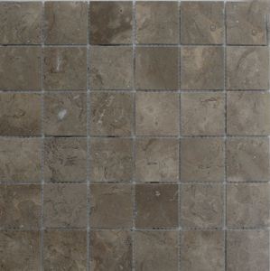 Coffee Brown Marble Mosaic, Stone Mosaic and Mosaic Tiles pictures & photos