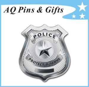 Best Nickel Metal Police Badge (badge-230) pictures & photos